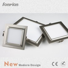 Top Quality Round Square Ultra Thin Slim LED Panel Downlight