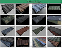 Environment friendly imitation roof tiles/stone coated steel roofing tile/wholesale roof sheet