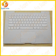 "original Top Case & keyboard & Touchpad For Macbook 13"" A1181 965 2008 Year Model , Italy / Italian Layout Keyboard ,White Color"