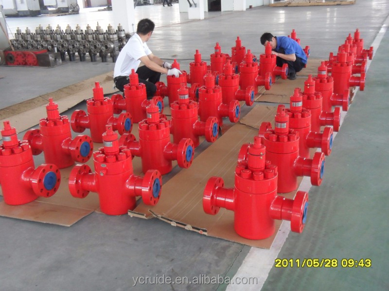 FC series high pressure stainless steel Gate Valves