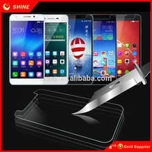 2016 New 9H Universal Tempered Glass Screen Protector for mobile 4 / 4.3 / 4.5 / 4.7 inch