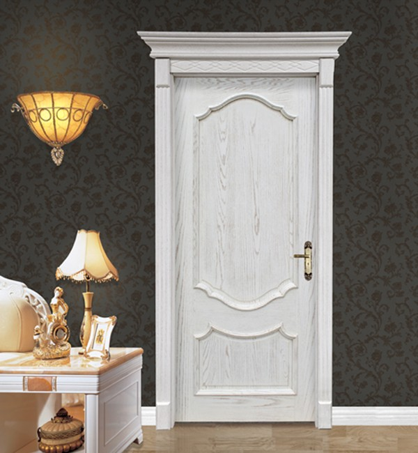 45mm Mahogany 60min fire rated entry solid wood door, solid wooden door, solid wooden flush door