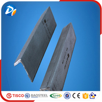 High quality bright 201 perforated stainless steel angle bar manufacturer with good surface in Alibaba