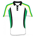 wholesale custom printing drifit polo shirts men 100% cotton