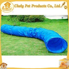 Cheap popular new dog agility tunnel with carrying bag, dog training product Pet Training Products