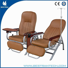 BT-TN005 cheap high quality hospital furniture chair, manual adjustable chairs elderly price