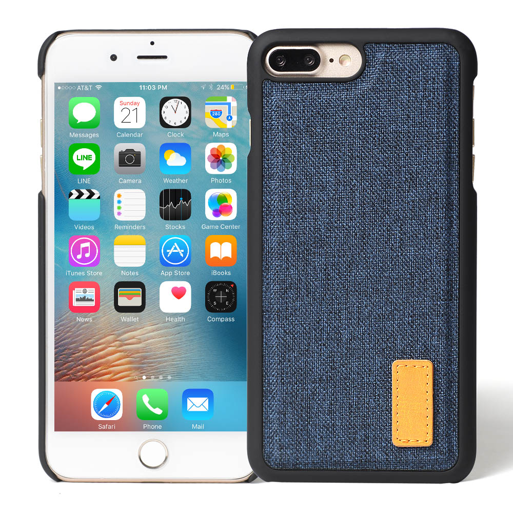 Mobile Phone Smart Cover Case for iPhone 7 Plus