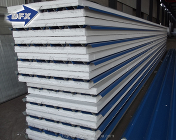styrofoam sandwich wall panels for prefab houses