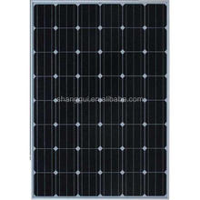 195W solar panel Mono 48cell high efficiency TUV certified IEC61215 IEC61730