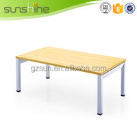 Guangzhou manufacture high grade porcelain coffee table