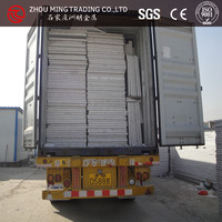 sandwich panel price mineral wool corrugated metal wall panel