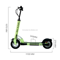 Inokim Myway mobility folding Electric skateboard Scooter for adults