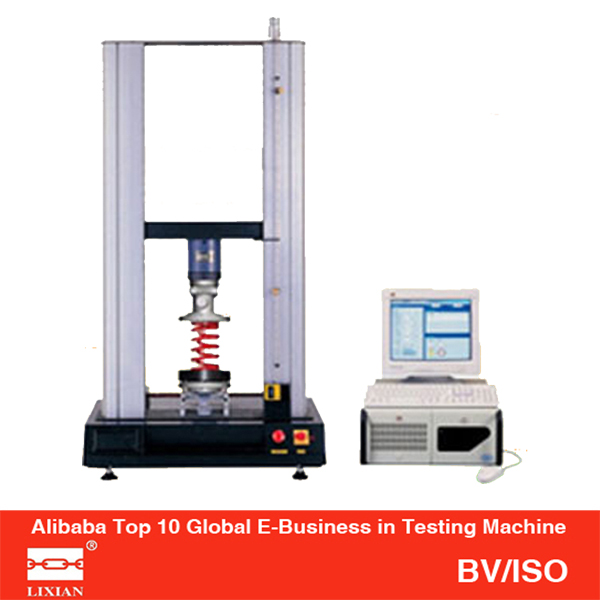 Digital Spring Tensile Extension Compression Test Machine
