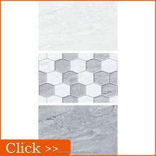 Blue Color Gloss Bathroom Ceramic Wall Tiles Interior from China