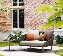 Yizhou American style sofa outdoor sofa garden <strong>furniture</strong>, outdoor sofa aluminium, outdoor <strong>furniture</strong> luxury sofa