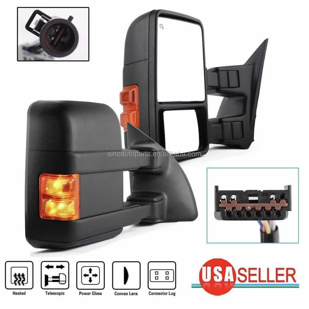 2015 PICKUP TOWING MIRROR FOR FORD  F250  SUPER DUTY  199-2007 REARVIEW MIRROR  2008-2014