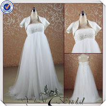 JJ3541 designer pregnant women wedding dresses for pregnant women pregnant wedding dress