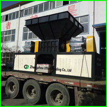 Top quality waste car shredder, waste copper shredder, waste iron crusher