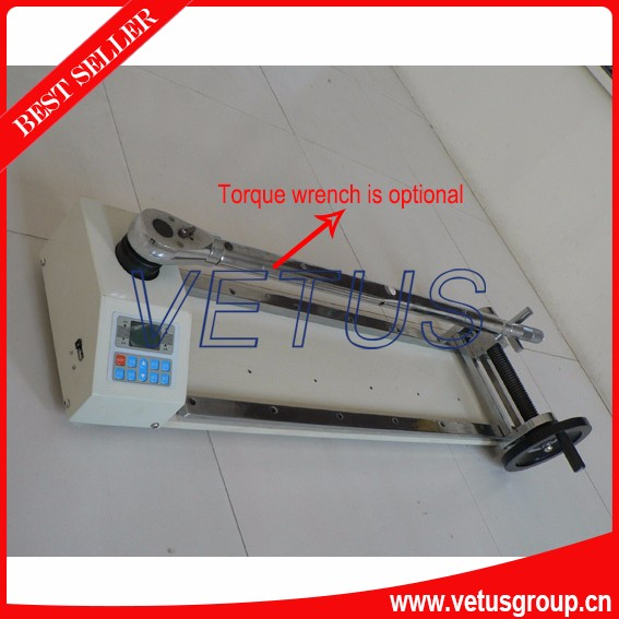 High stability ANJ-500 electric torque wrench calibrator