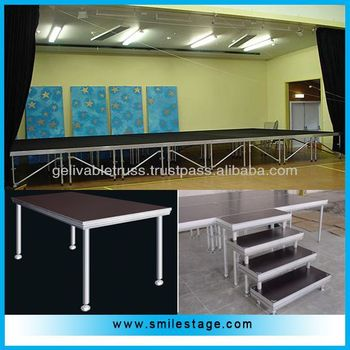 Diy Portable Stage Indian Wedding Stages On Sale Aluminum