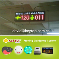 DynamicParking guidance system / Vacancy display system / Parking space and information system