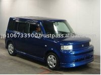 Used TOYOTA Bb ZX Version Mini Van Japanese Used Car