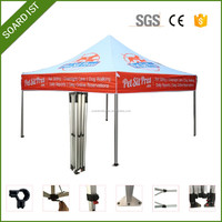 Outdoor Folding Tent With Side Wall