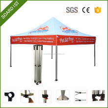 outdoor folding tent with side wall foldable tent gazebo