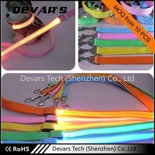 led dog leash wholesale , light-up led pet leash , pet accessories dog