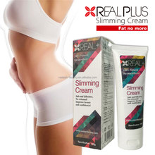 Create your own brand cellulite cream for sexy Real Plus weight loss body slimming cream