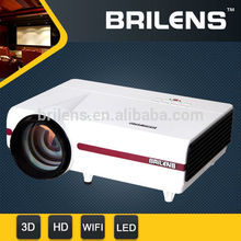 2800 Lumens Cheap LED Projector,160W Lamp Projector LED