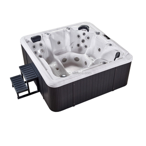Special Design Hot Tub Spa Outdoor Friend Party Oval for 7 persons