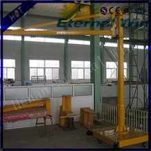 Portable mini jib crane for sale