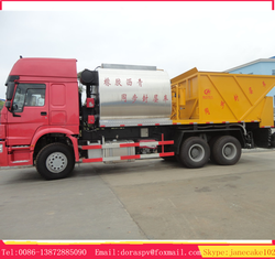 Sinotruk Howo road construction vehicles for sale