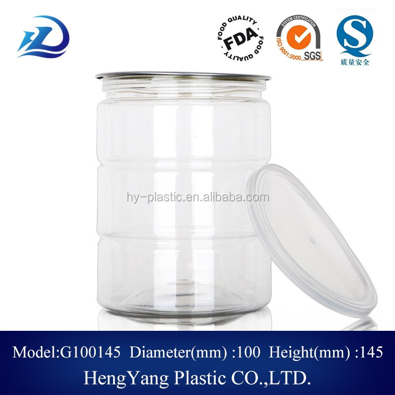 food packaging plastic solid bottle,food grade plastic container