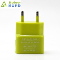 Smart technology 5v 1a colorful travel wall usb charger with data cable for samsung iphone huawei zte buy from aliaba supplier