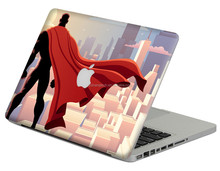 Sticker skin for apple mac book