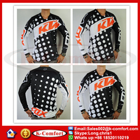 KTM15 new KTM motorcycle racing jersey motocross cycling long sleeve t shirt off-road jersey autumn for man
