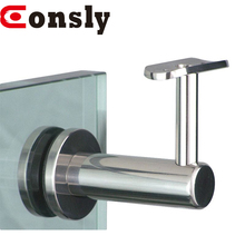 High quality ASIS 304 / 316 deck railing glass panel mounting brackets for handrail balustrade