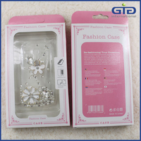 [NP-1103] With Crystal Package PC Hard Snap-in Rhinestone Case for Samsung S3 Mini i8190 for Galaxy S3 Mini Case Cover
