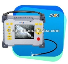 Portable industrial endoscope