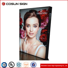 high quality customized Color light box sign