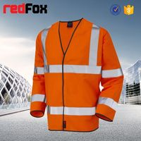 wholesale waterproof high visibility safety motocross safety jacket