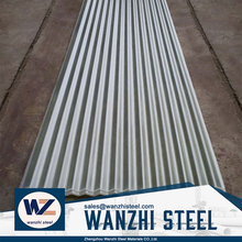 Sun shade corrugated roof sheets