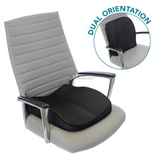 Excellent Memory Foam Lumbar Cushion Back Support Cushion Seat and Back Cushion