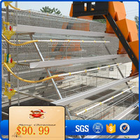 Poultry farm equipment a frame broiler chicken cage/poultry layer chicken cage(factory price)