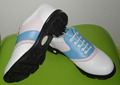 B&G OEM blue and white golf shoes sport shoes