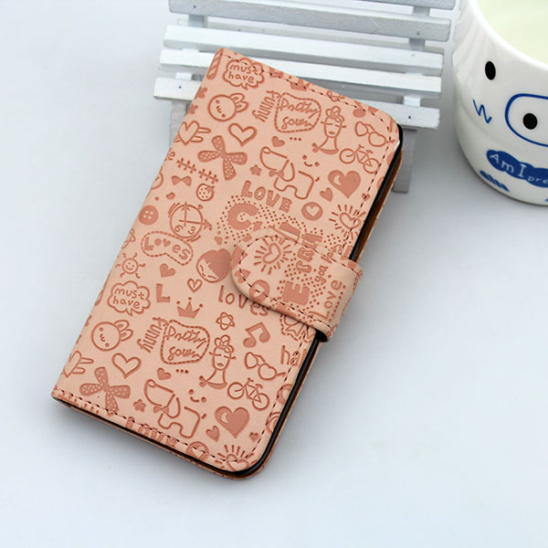 cheap case leather flip for samsung galaxy s advance back cover i9070