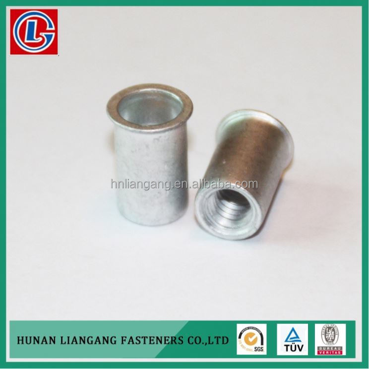 Promotional Custom And Special Industrial Blind Hex Rivet Nuts