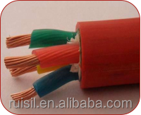 Extruded Normal Electric Silicone Rubber JT-D-34 Series